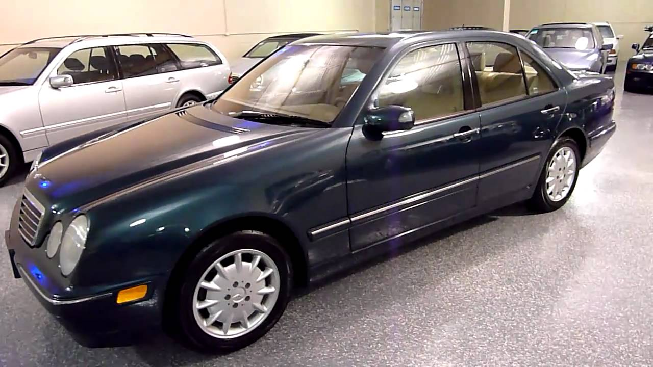 2001 mercedes benz e320 4dr sedan 3 2l 2021 sold for 2001 mercedes benz e320