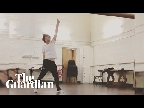 Moves like Mick Jagger ... even after heart surgery