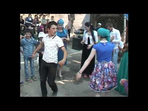 Зажигательная сельская свадьба)))
