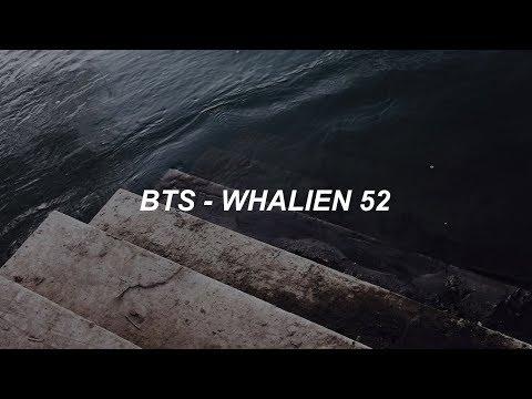 BTS(방탄소년단) 'Whalien 52' Easy Lyrics