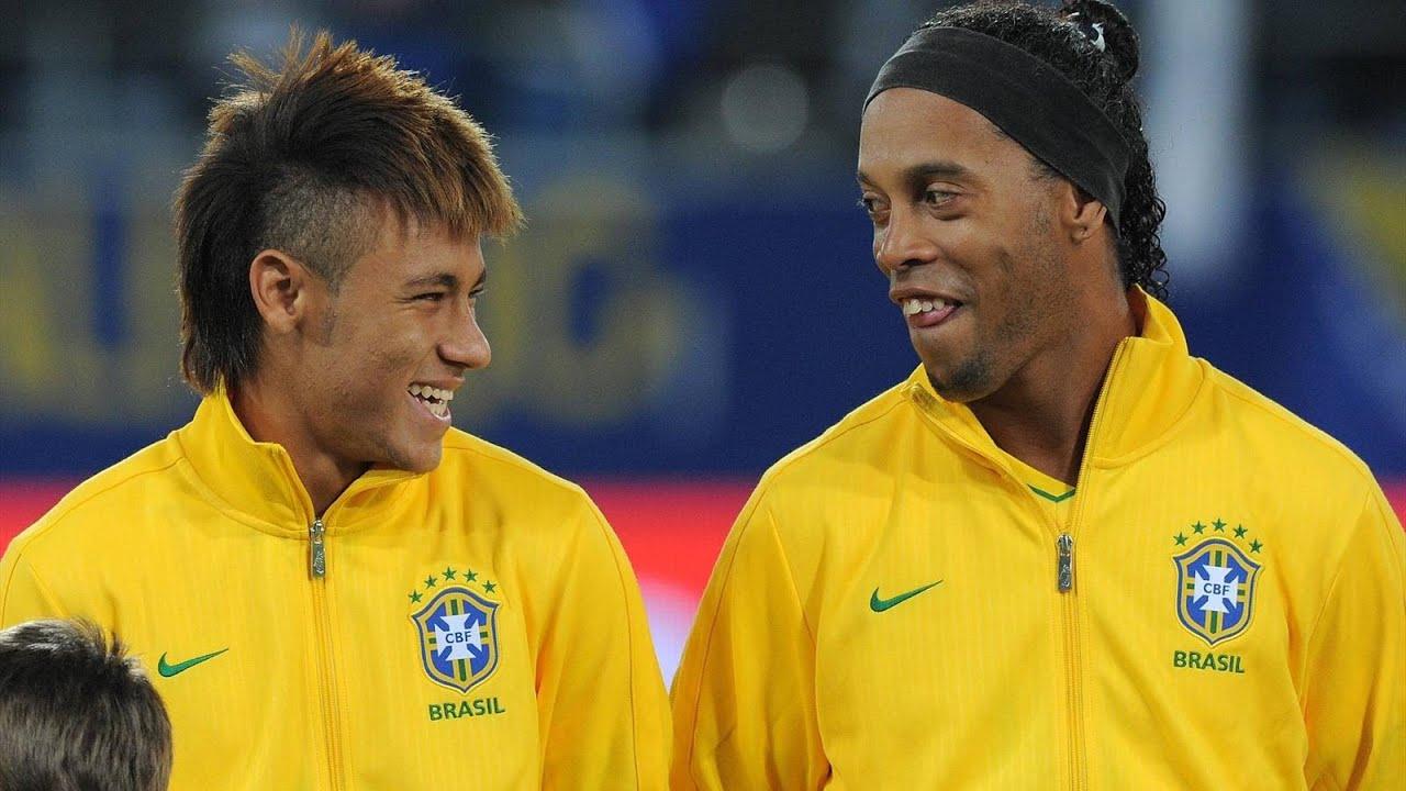 Neymar Vs Ronaldinho 2012 Ronaldinho and Neymar ...