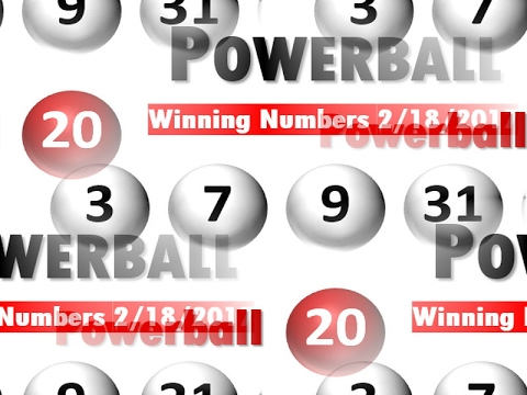 Powerball winning numbers Satu powerball winner