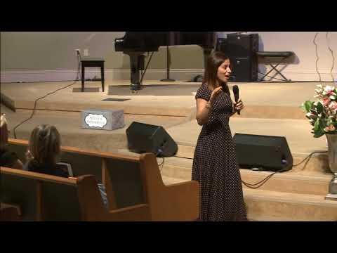 Dra Rosana Alves - Brazilian Temple - JA 03032019