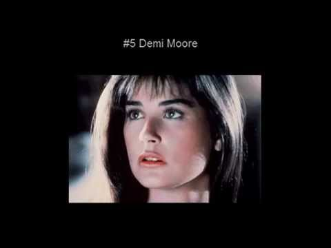 top 10 sexist actresses in the 80s youtube