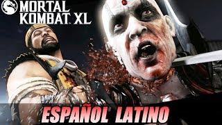 LA SANGUINARIA VENGANZA DE SCORPION 9 MORTAL KOMBAT XL Espaol Latino