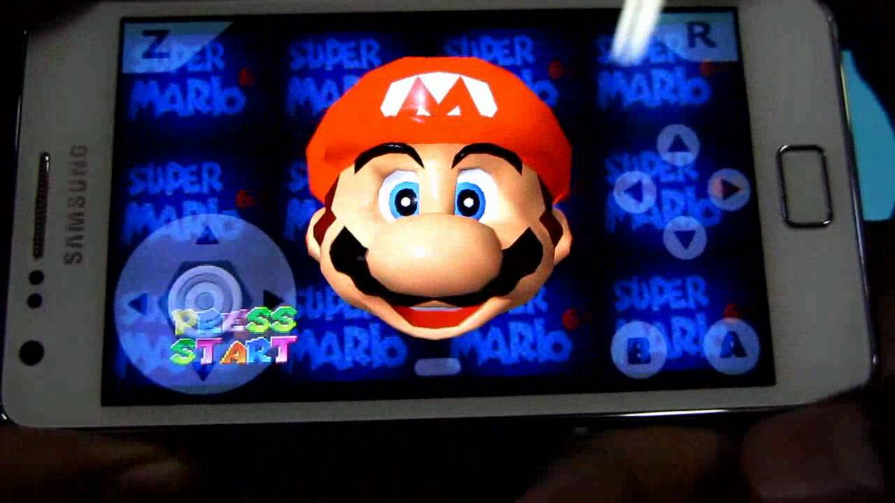 Mario 64 snes completeroms