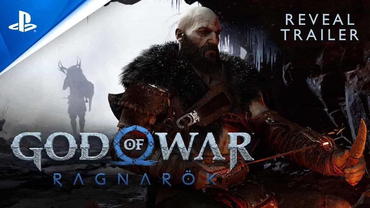 『God Of War Ragnarok』PlayStation Showcase 2021 宣傳影片