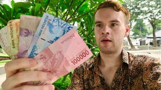 HOW EXPENSIVE IS JAKARTA, INDONESIA? A DAY OF BUDGET TRAVEL 🇮🇩