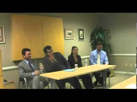 "YLD Practice in a Flash #4 - Panel Discussion: ""Practical Logistics of Starting Your Own Law Firm"""