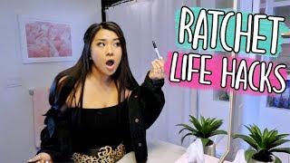 RATCHET LIFE HACKS lol send help