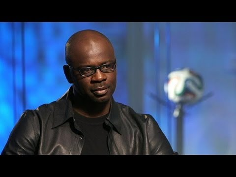 Lilian Thuram on tackling racism, politics, slavery and the