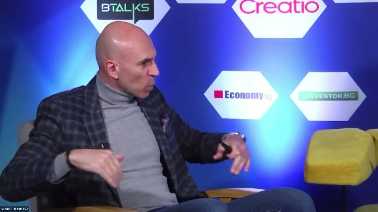 BTalks TESY Expand Global - Emmanuel Totev (Part 2)
