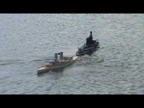 SMS Derfflinger vs HMS Tiger