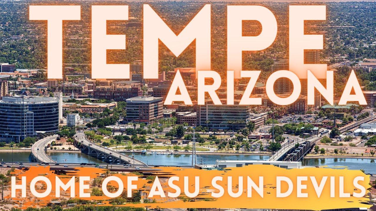 Download Tempe Arizona City Tour 2021
