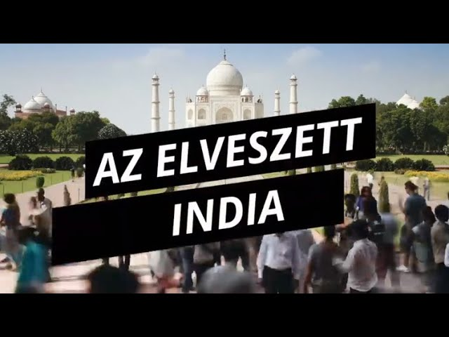 Az elveszett India