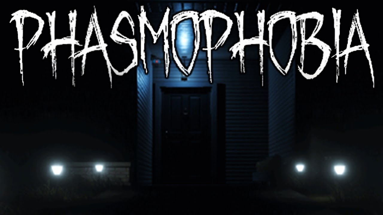 A SOLO Ghost Hunt! (Phasmophobia Gameplay)