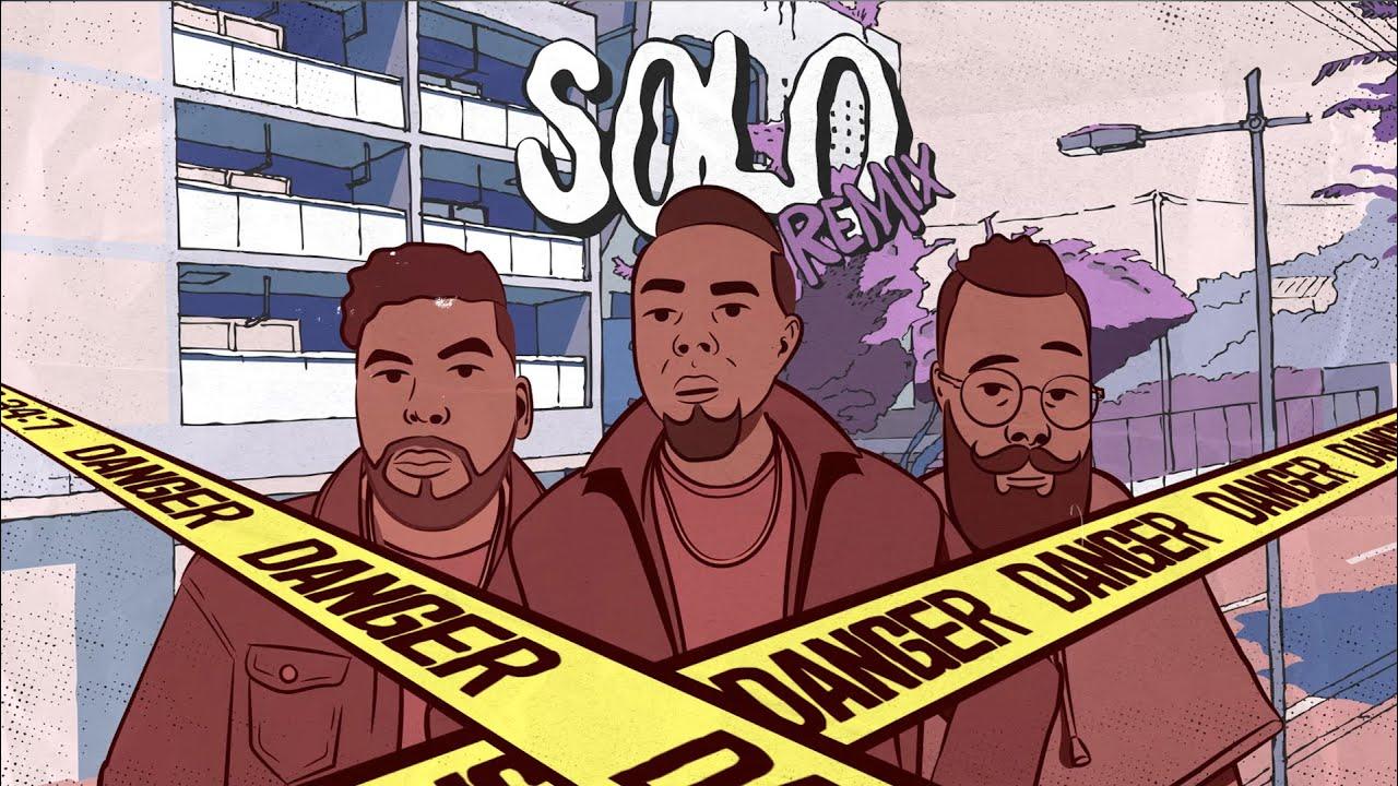 Alex Zurdo - Solo (feat. Jay Kalyl & Musiko) [Remix]
