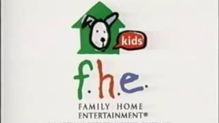 FHE logo with Artisan byline (1998-2005; Homemade)