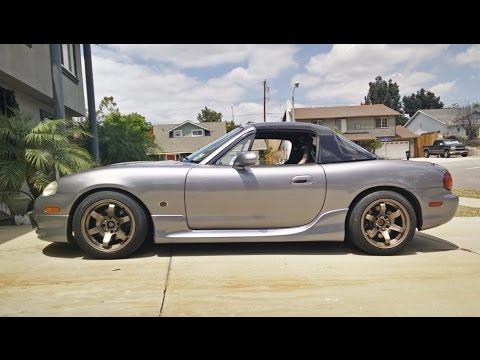 Modified Quot Nb Quot Mazda Miata One Take Youtube
