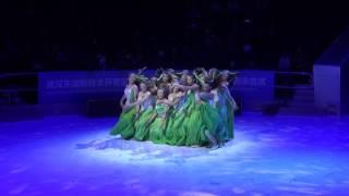 Цветущая весна. Акробатический ансамбль. Китай