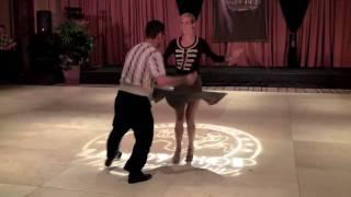 2010 ILHC - Jack & Jill Balboa Finals - Mikey & Carla