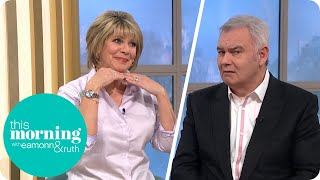 Eamonn's Disappointing Valentine's Day Present From Ruth | This Morning