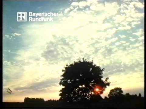 Umschaltung Bayerischer Rundfunk BR 3 80er Jahre