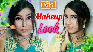 Eid Makeup Look 2018 Special || Dance And Care