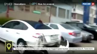 Как нужно правильно парковаться