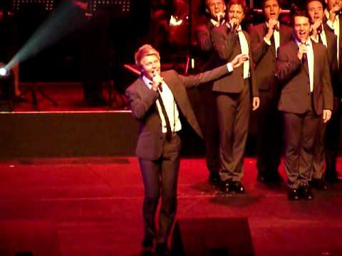 We Are The Champions  Simon Schofield and The 12 Tenors