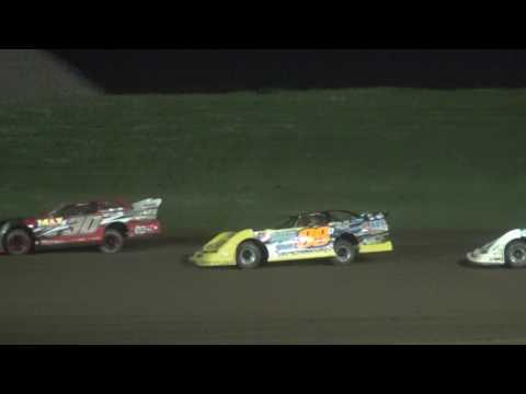 IMCA Late Model feature Marshalltown Speedway 5/26/17