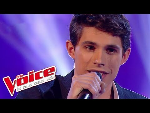 Robbie Williams – Angels | Lilian Renaud | The Voice France 2015 | Prime 2
