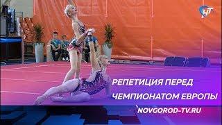 В Великом Новгороде разыграли кубок Золотова по спортивной акробатике
