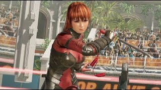 Dead or Alive 6 Gameplay from E3 2018 (PS4, Xbox One, PC)