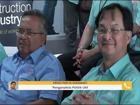 Penganalisis: Krisis PKR di Sarawak?