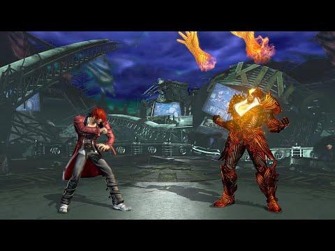 THE KING OF FIGHTERS XIV :  IORI vs VERSE (Hardest CPU) |