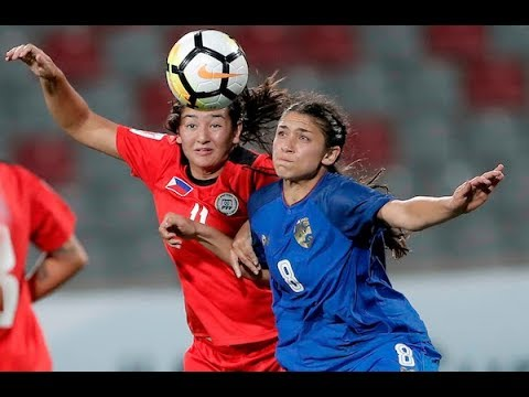 Thailand 3-1 Philippines (AFC Women's Asian Cup 2018: Group Stage)