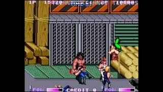 Ep.#04 - DOUBLE DRAGON 2 (Arcade) (2 jugadores)