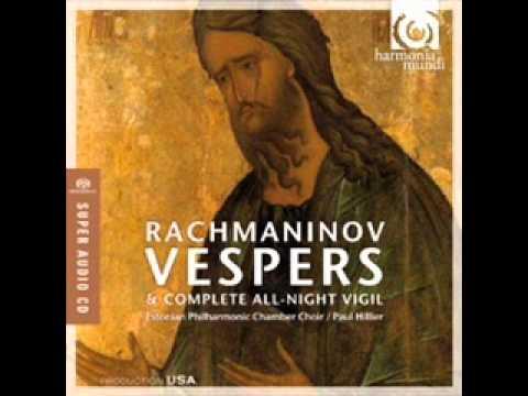 Praise the Lord, O My Soul - Sergei Rachmaninoff