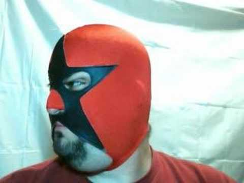 wrestling mask i make wwgok com youtube