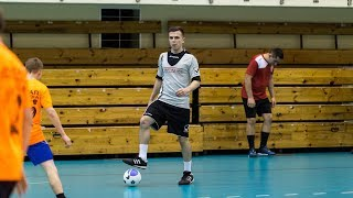Nocna Liga Futsalu: Stacja Paliw Deptuła Kadzidło - Farmaceuci