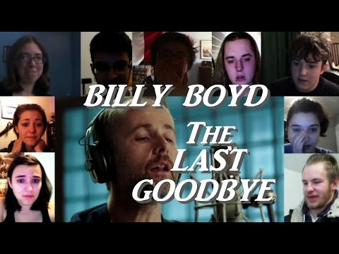 BILLY BOYD The Last Goodbye REACTIONS