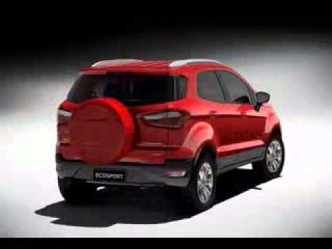 Ford EcoSport 2013 interior exterior photo gallery  YouTube