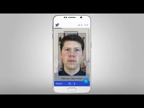 AppLock Face/Voice Recognition by Sensory