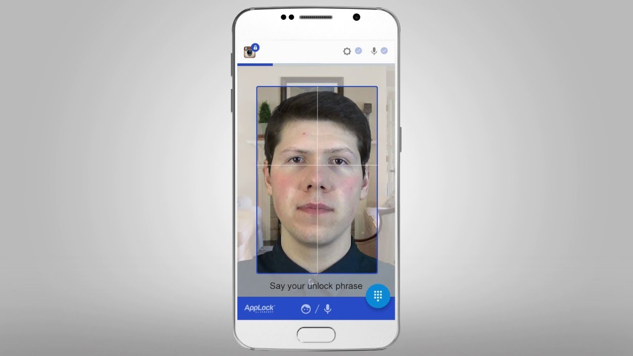 AppLock Protects Android Apps With Face and Voice Biometrics – Adweek