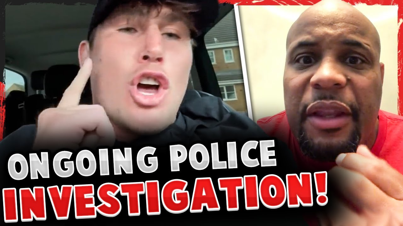 Darren Till being INVESTIGATED by Merseyside Police! DC SLAMS Conor McGregors recent comments