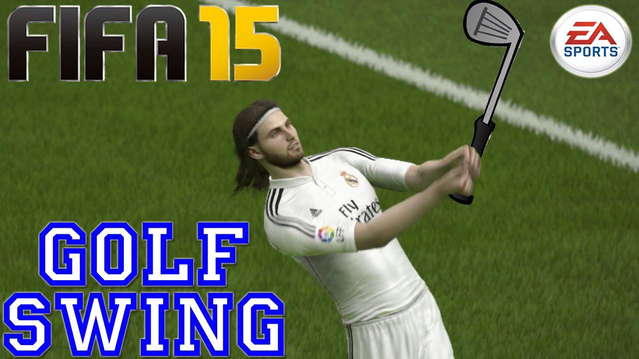 Golf Swing PRO Celebration Tutorial