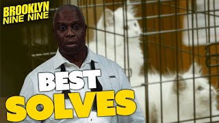 Top 5 BROOKLYN NINE-NINE Solves | Comedy Bites