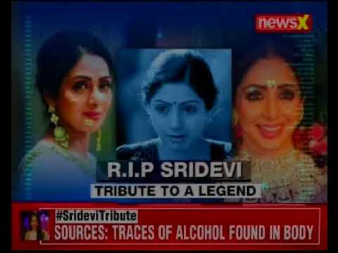 Sridevi died from accidental drowning in bathtub; body released for embalming
