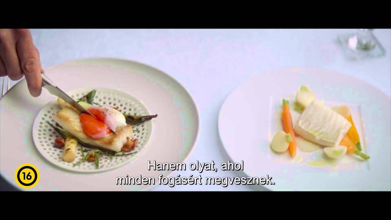 Az ételművész (16) hivatalos előzetes (feliratos)